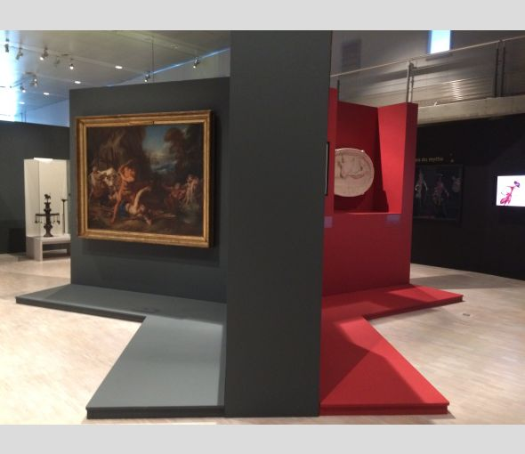 Evenement : Exposition Mythes Fondateurs, d'Hercule à Dark Vador